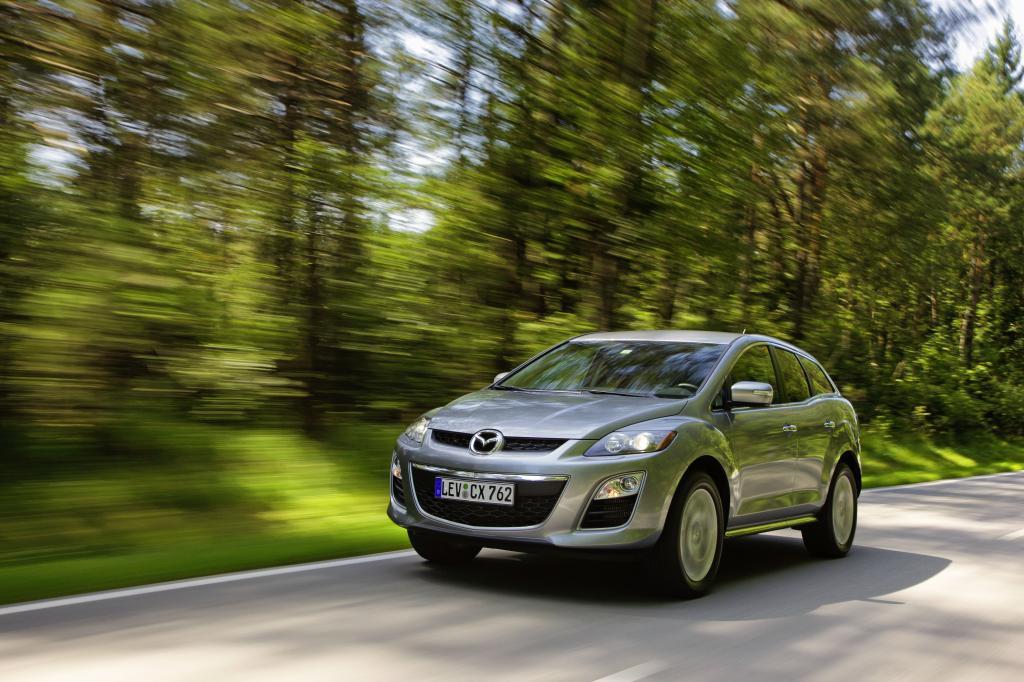 Mazda steigert Marktanteil