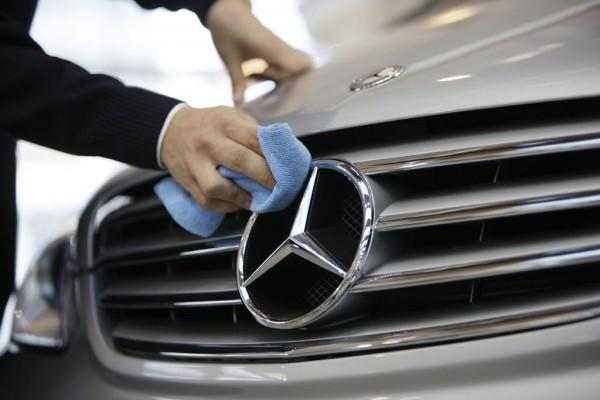 Mercedes-Benz-Service bestätigt Spitzenleistung bei Werkstättentest