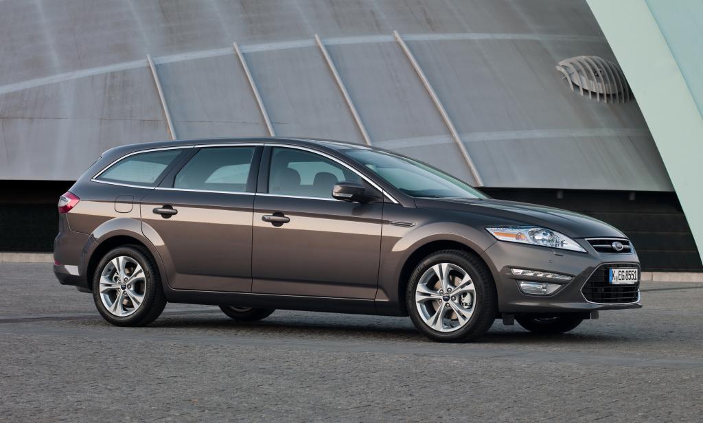 Mit dem neuen Ford Mondeo ist die Flaggschiff-Palette komplett