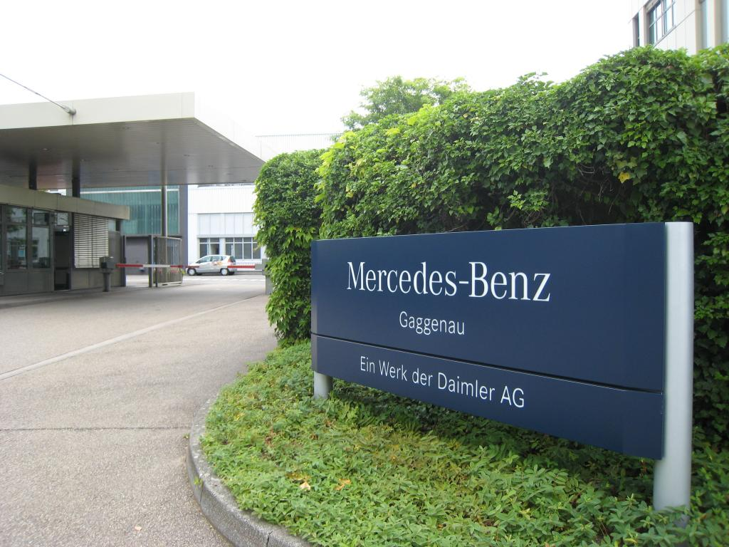 Mitarbeiterkinder von Mercedes-Benz Gaggenau starten ins