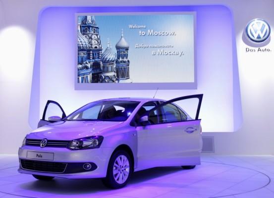 Moskau Motorshow 2010: Polo Limousine speziell für Russland
