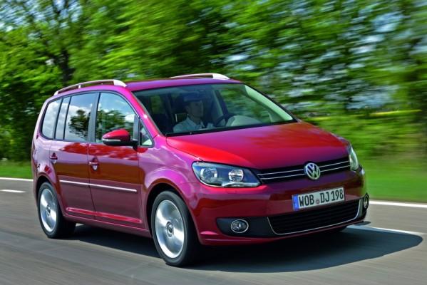 Neuer Volkswagen Touran ab heute im Handel