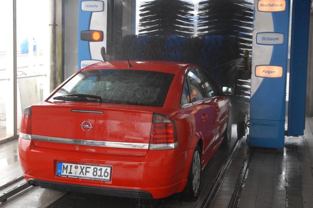 Neues Siegel für Autowaschanlagen
