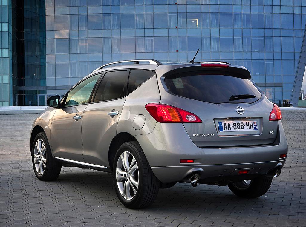 Nissan Murano Diesel: Der Selbstzünder ist die zweite Motorenvariante.