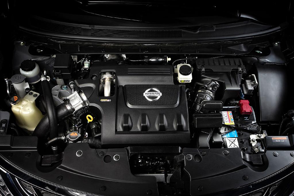 Nissan Murano Diesel: Der Vierzylinder-Selbstzünder leistet 190 PS.