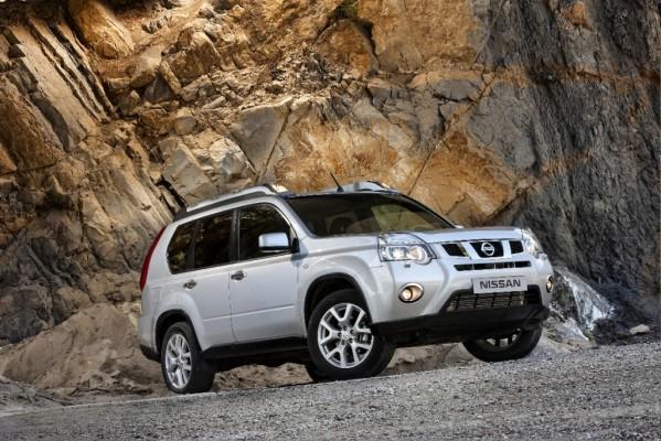 Nissan spendiert X-Trail ein Facelift