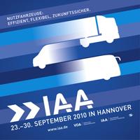 Nutzfahrzeug-IAA: Symposium zum intelligenten Güterverkehr
