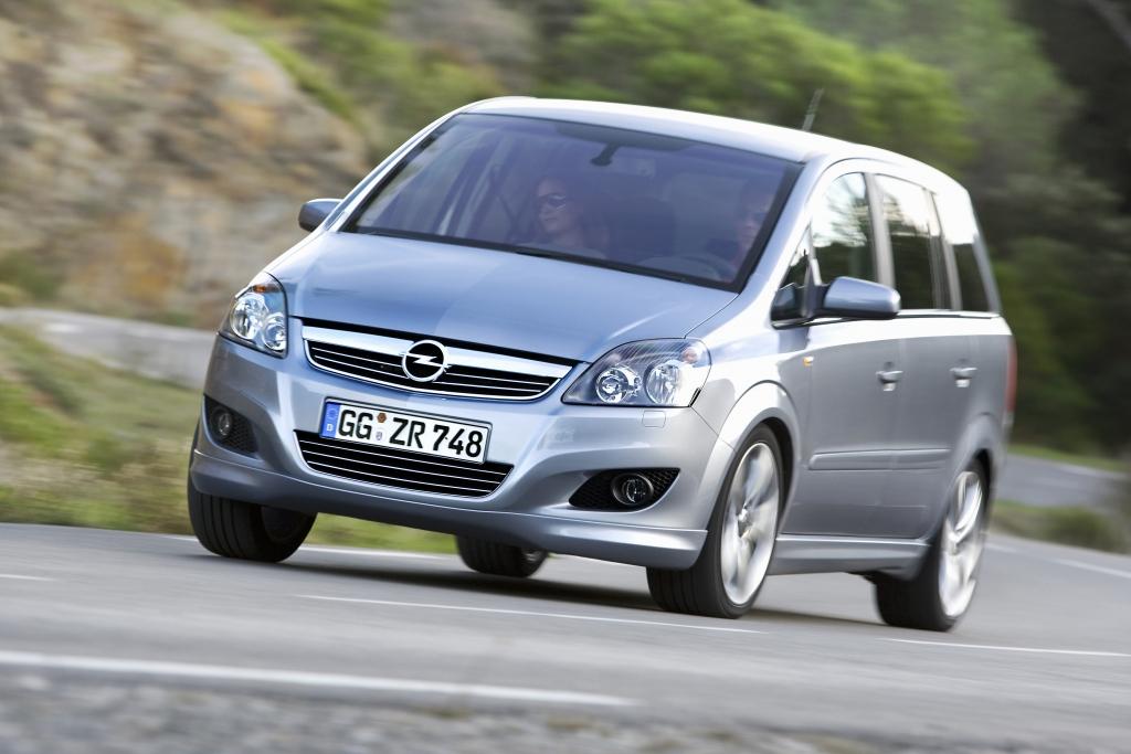 Opel Zafira und VW Passat neue Spitzenreiter in ihrem Segment