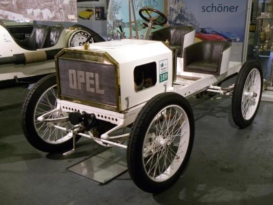 Opel feiert beim AvD-Oldtimer-Grand-Prix Manta, Calibra und Co.