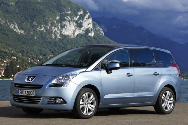 Peugeot 5008: Für Kind und Kegel