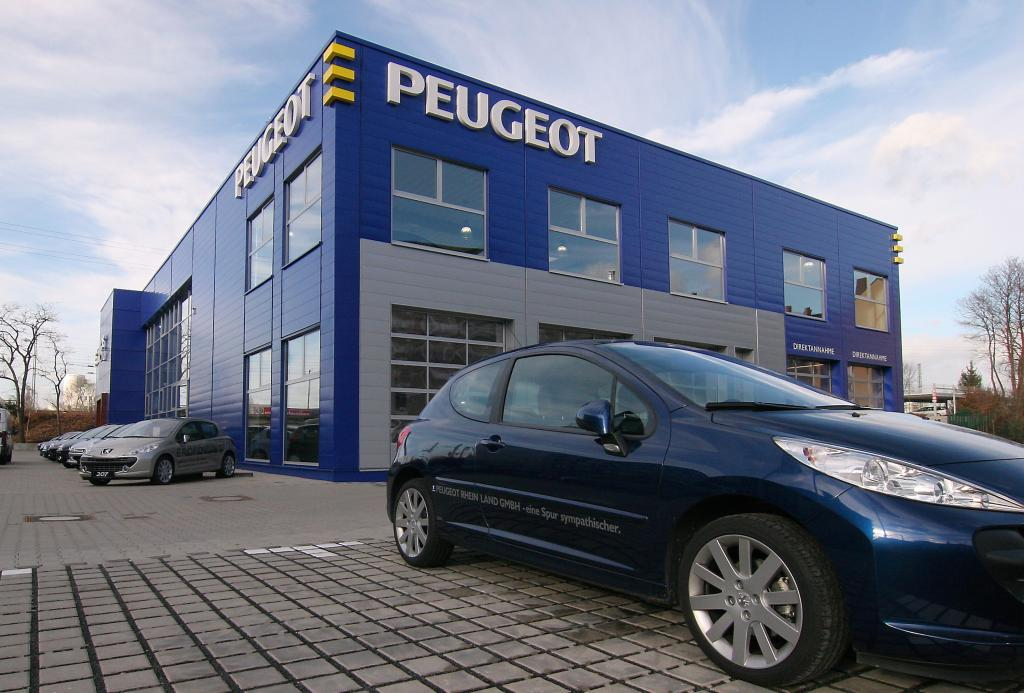 Peugeot Qualitäts-Gebrauchtwagen.