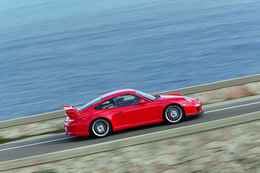 Porsche 911 GT3: Mit dem Rennwagen in die Ferien