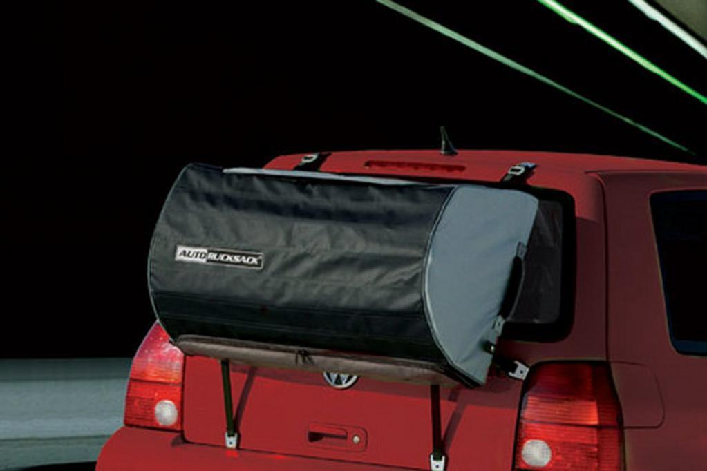 Praxistest: Wie viel Gepäck geht in einen Kleinwagen?