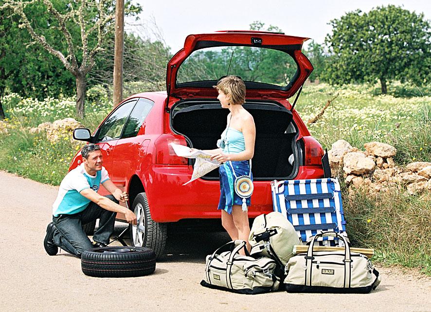 Ratgeber bei Plattfuß: Oft spart die Reparatur den Reifenkauf