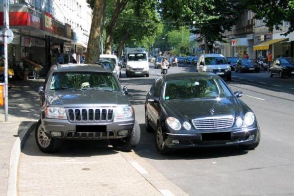 Recht: Führerscheinentzug für Falschparker