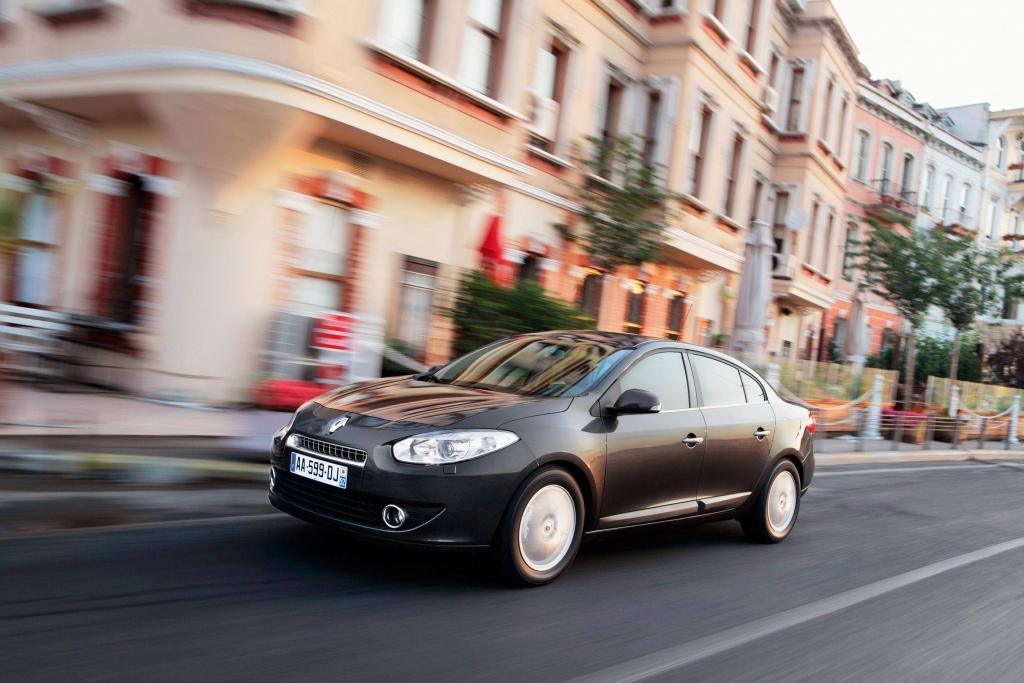 Renault Fluence: Neue Größe