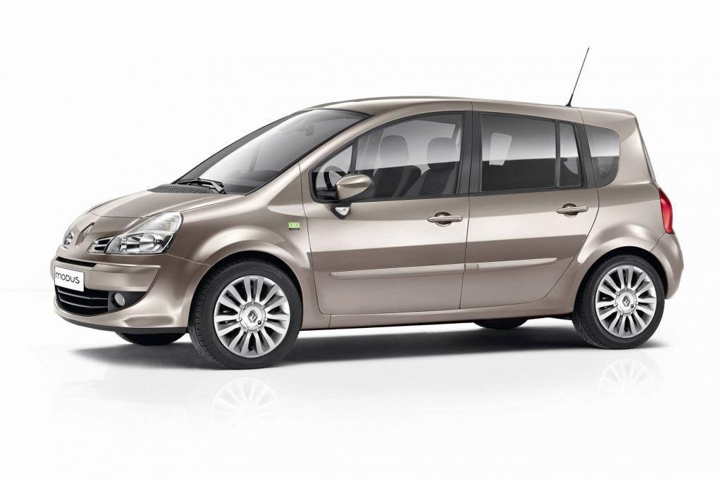 Sondermodell: Renault Grand Modus mit Zeitschriften-Abo