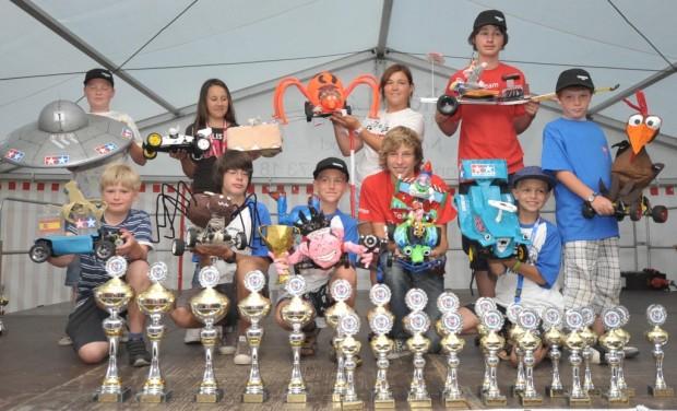 Tamiya Fighter-Cup 2010: Motorsport im Mini-Format – Spannung XXL