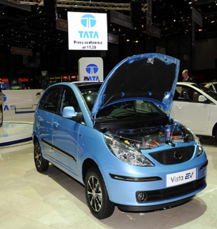 Tata kündigt Elektroautos für Europa an