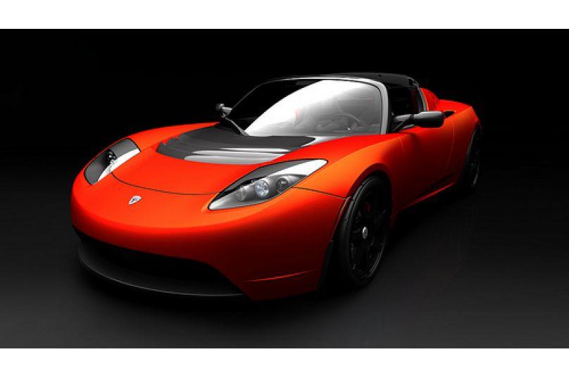 Tesla gewinnt erste Elektrorallye der Welt