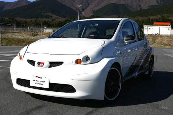Toyota plant Spaßauto