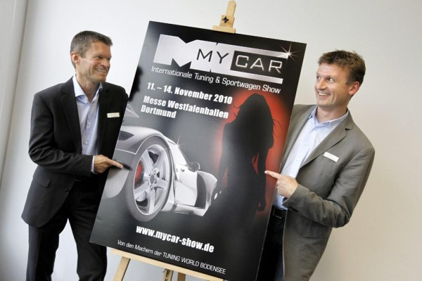 Tuning-Messe ''My Car'' bald im Ruhrgebiet