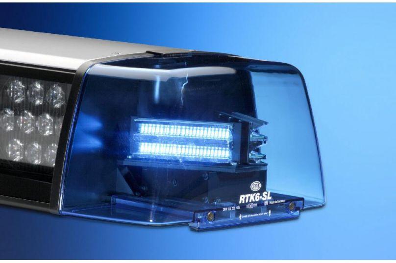 Urteil: Auch Fahrzeuge mit Sondersignal haften für Unfallschäden