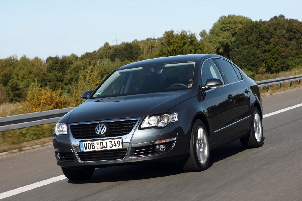 Volkswagen Passat TSI Ecofuel.