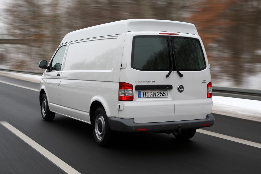 Volkswagen T5 Transporter.