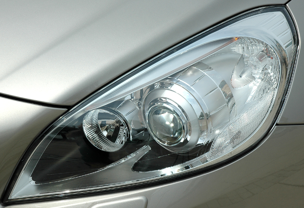 Volvo S60: Die Leuchteinheiten verfügen über LED-Technologie.
