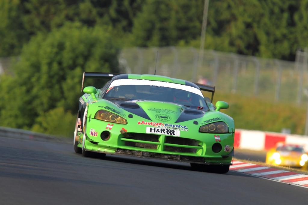 Vulkan Racing Mintgen Motorsport bringt eine Dodge Viper an den Start