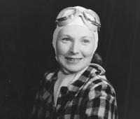Weil ich ein Mädchen bin - Erfolgreiche Rennfahrerin und Einsatz für die Frauen: Dot Robinson.