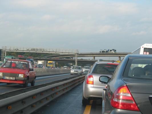 Zahl der Autobahnbaustellen wieder rückläufig
