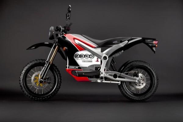 Zero Motorcycles erhält Förderung für Elektroantrieb
