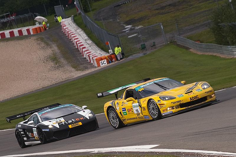 ADAC GT Masters und FIA-GT1-Weltmeisterschaft auf dem Nürburgring