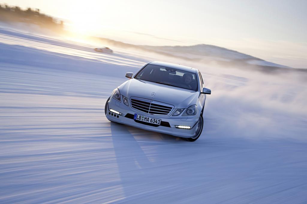 AMG-Driving Academy für mehr Sicherheit und Fahrspaß