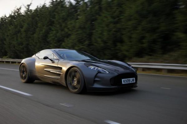 Aston Martin One-77 - Endspurt für den Gentleman-Boliden