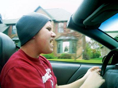 Auch die Deutschen lieben es im Auto zu singen, Bild von: Teenink.com