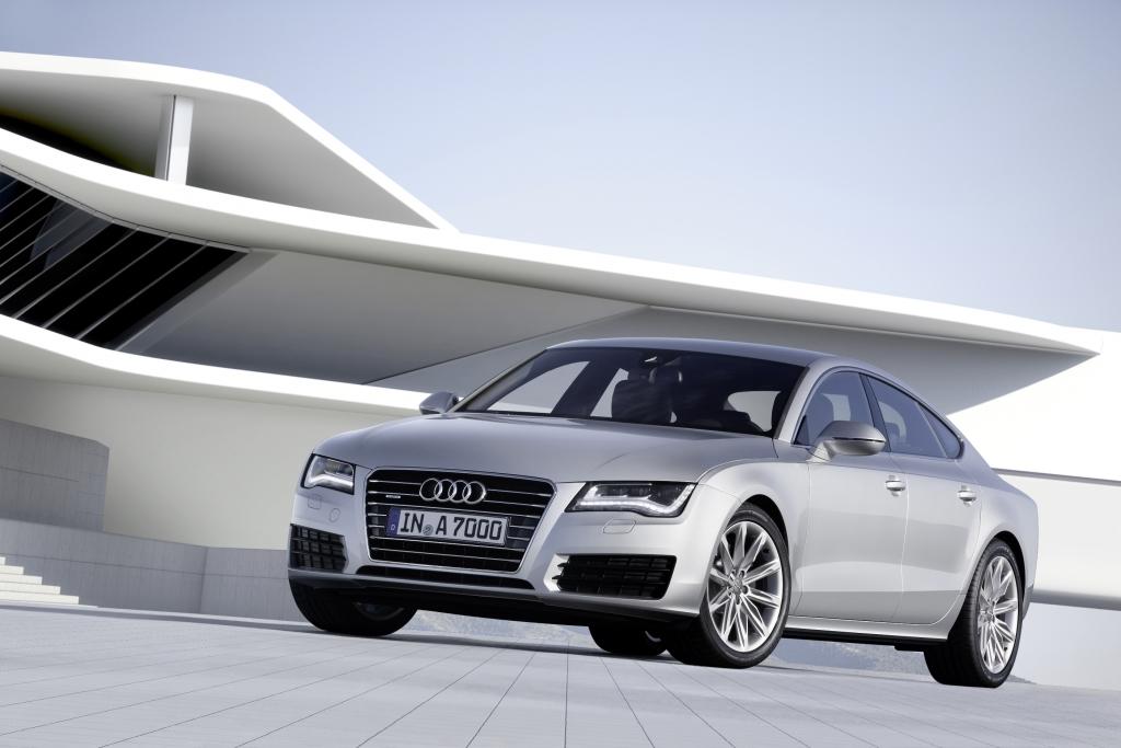 Audi A7 Sportback soll noch im Herbst bei den Händlern stehen