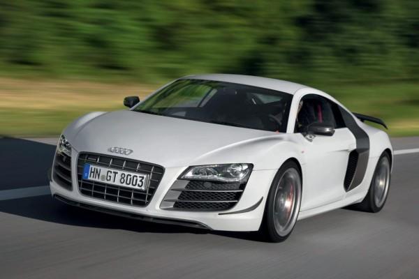Audi R8 GT: Abseits der Autobahn