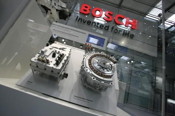 Bosch hebt Ergebniserwartung für 2010 an