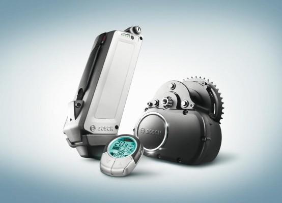 Bosch stellt neues E-Bike-System vor