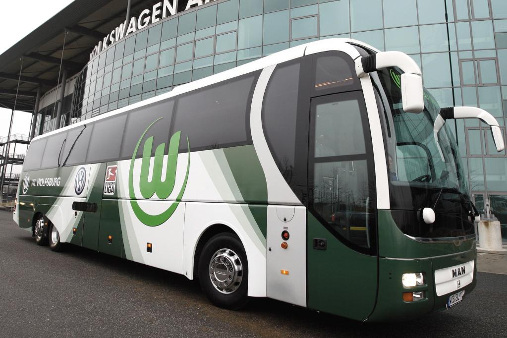 Bus-Taufe: Im