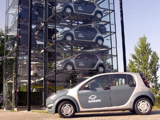 Car Sharing: Das ''geteilte Auto'' liegt im Trend