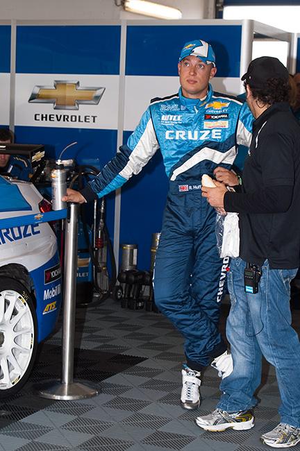 Chevrolet bricht den Bann: Erster WTCC-Sieg auf deutschem Boden