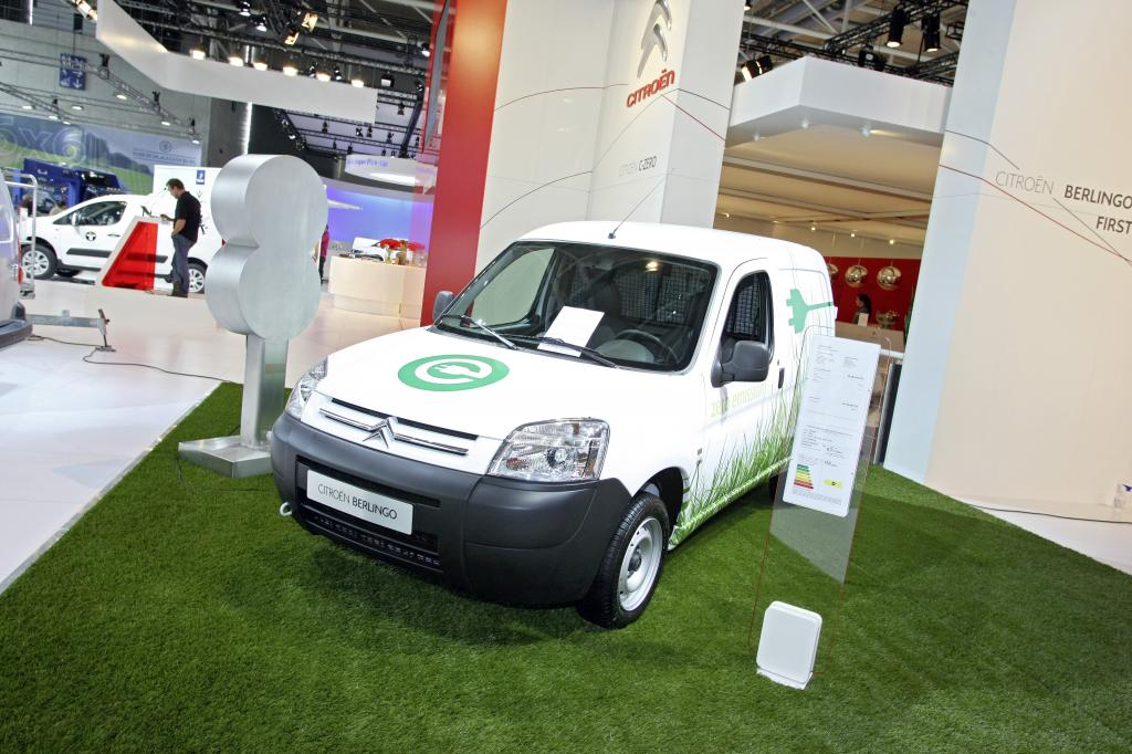 Citroen Berlingo First Electric.
