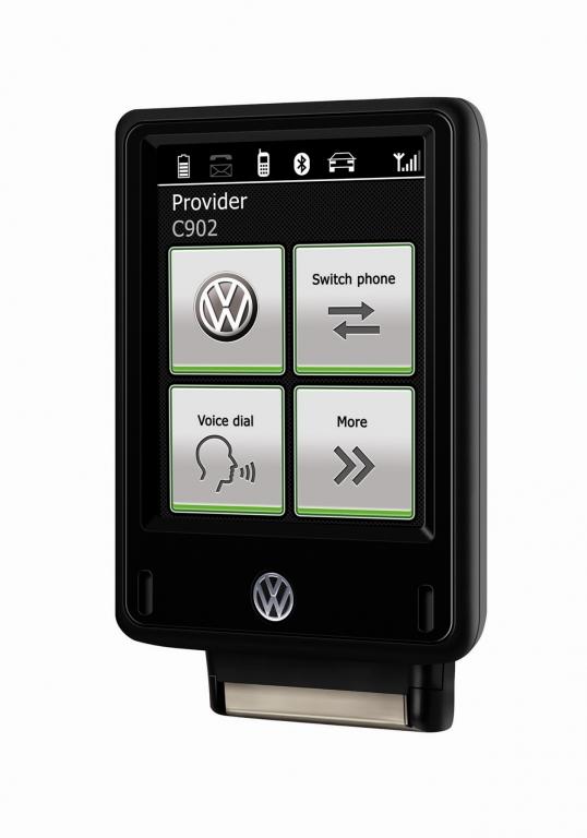 Cleveres Gerät: Der Touch-Adapter-Voice von Volkswagen Zubehör