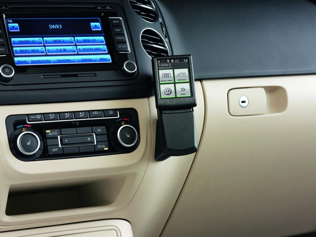 Cleveres Stück: Der Touch-Adapter-Voice von Volkswagen Zubehör