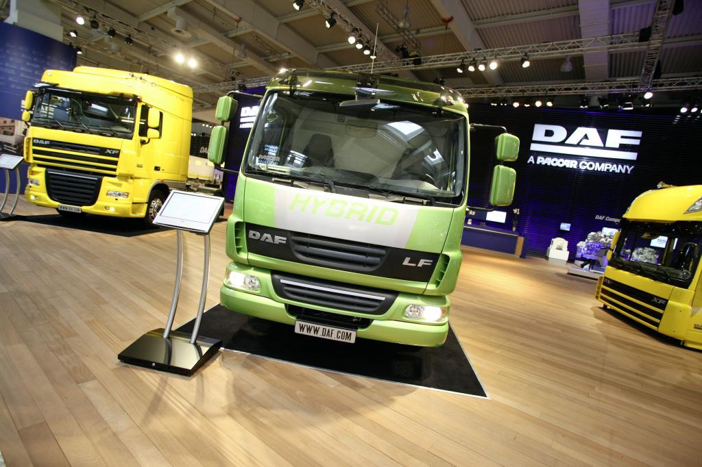 DAF Hybrid LF.