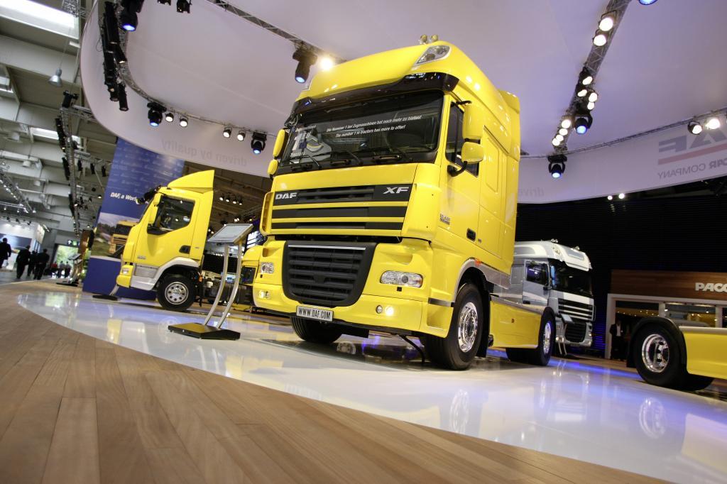 DAF Truck XF.